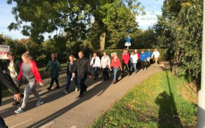 Fresh Air Walks, oftewel; SAMEN IN BEWEGING KOMEN!
